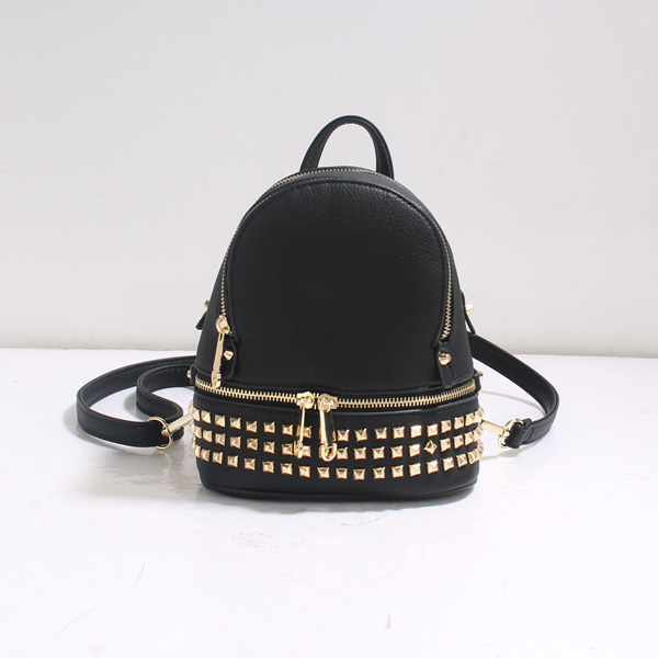 Wholesale Fashion backpack 66160#BLACK