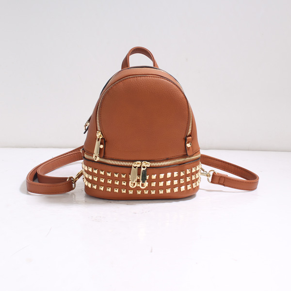 Wholesale Fashion backpack 66160#BROWN