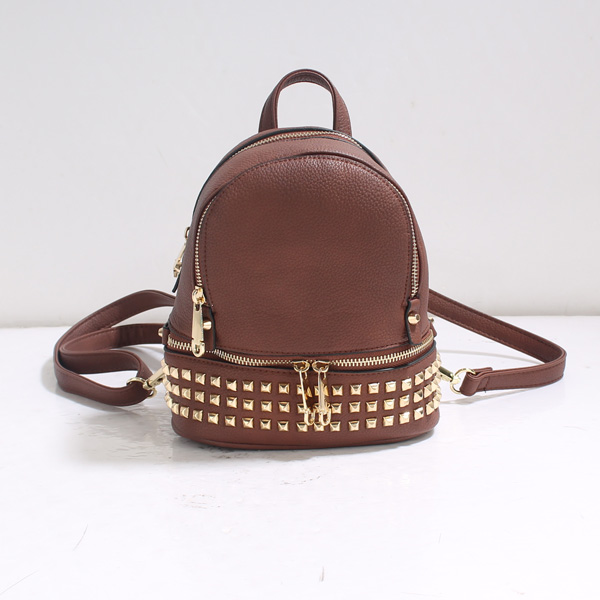 Wholesale Fashion backpack 66160#COFFEE
