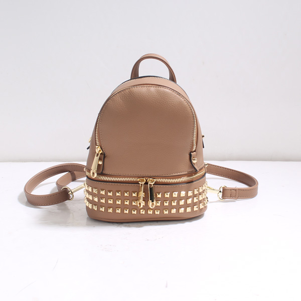 Wholesale Fashion backpack 66160#KHAKI