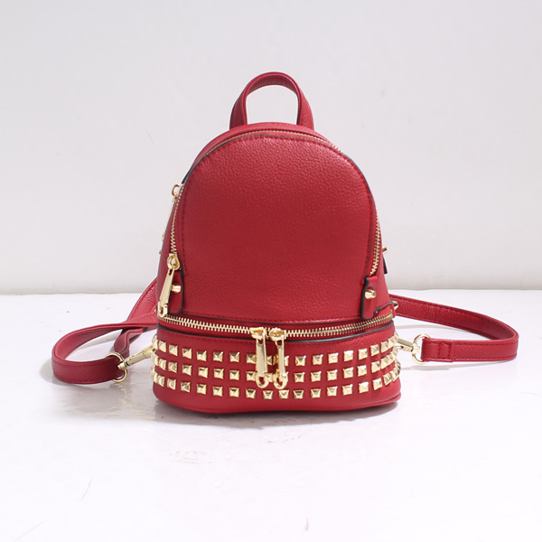 Wholesale Fashion backpack 66160#RED