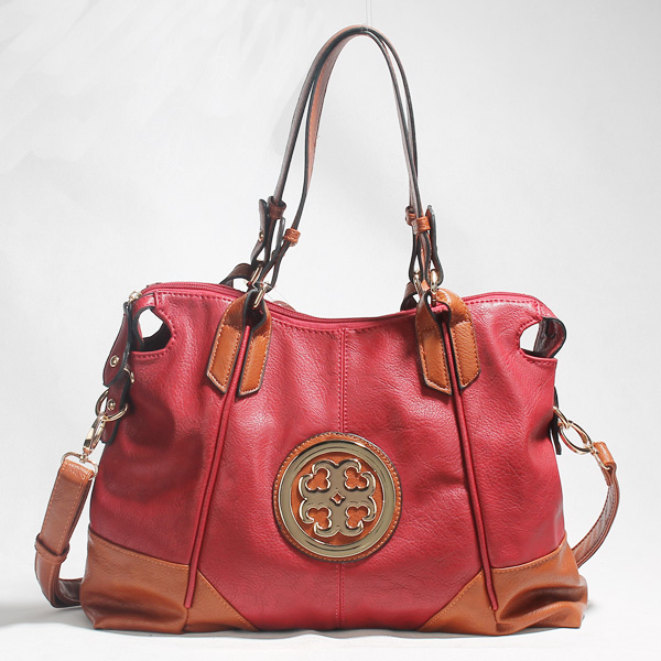 Wholesale Lady Tote Handbags T26406#RED