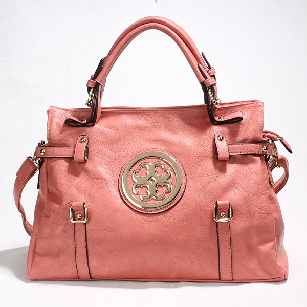 Wholesale Lady Tote Handbags T26425#PINK
