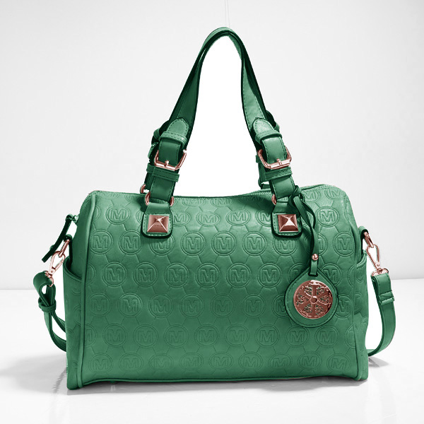 Wholesale Lady Tote Handbags T35061#GREEN