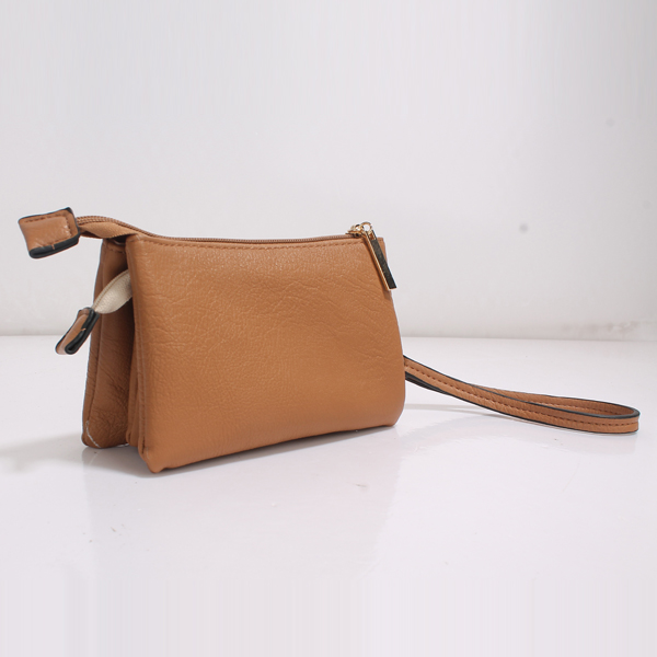 Wholesale Clutches Bags T55#BROWN