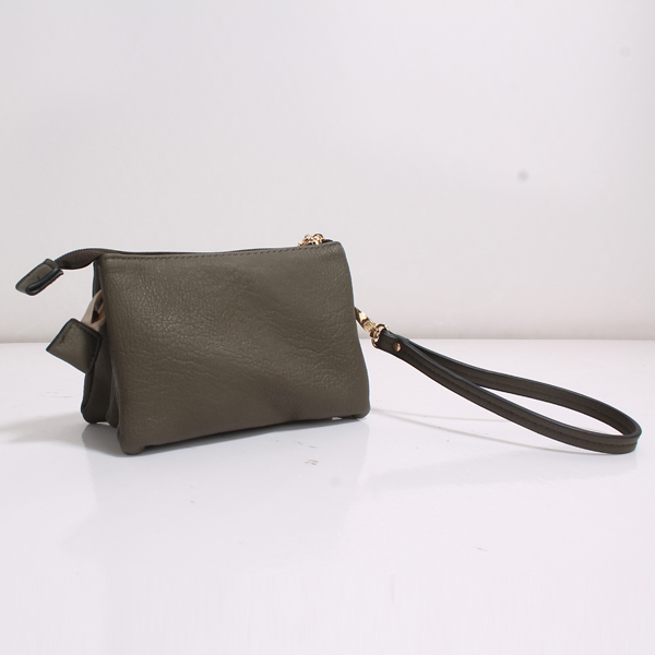 Wholesale Clutches Bags T55#D.GRAY