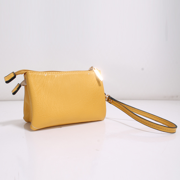 Wholesale Clutches Bags T55#YELLOW