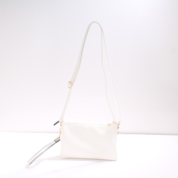 Wholesale Clutches Bags T5975#WHITE