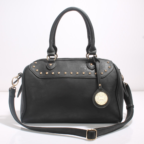 Wholesale Lady Tote Handbags T71035#BLACK