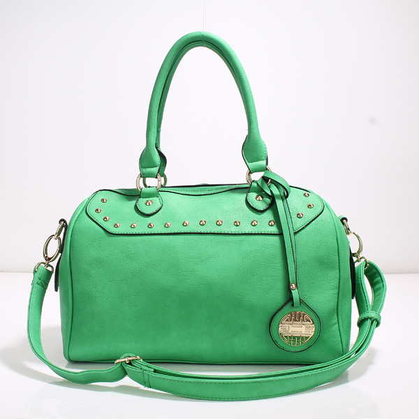 Wholesale Lady Tote Handbags T71035#GREEN
