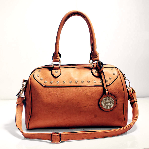 Wholesale Lady Tote Handbags T71035#L.BROWN
