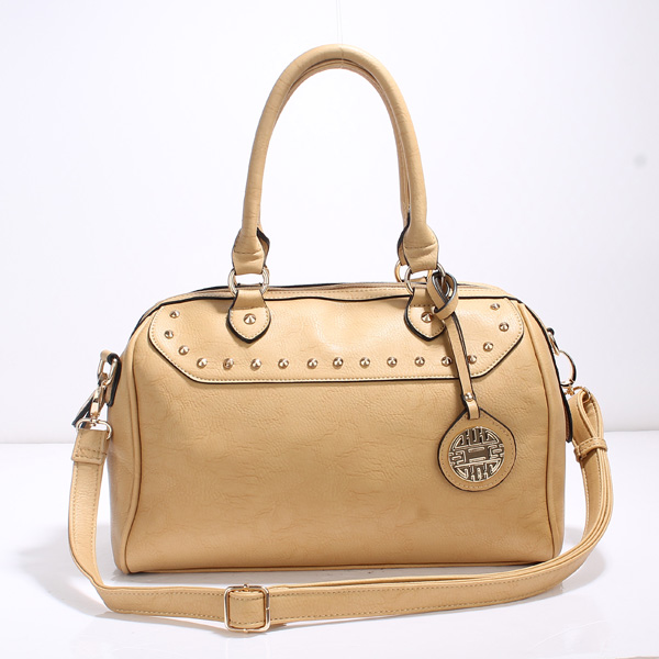 Wholesale Lady Tote Handbags T71035#TAN