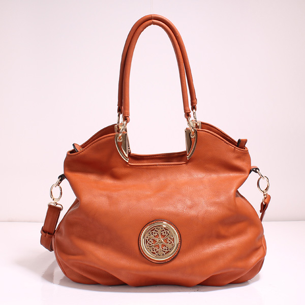 Wholesale Lady Tote Handbags T71037#L.BROWN