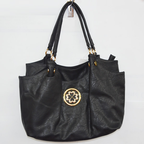Wholesale Lady Tote Handbags T8213#BLACK