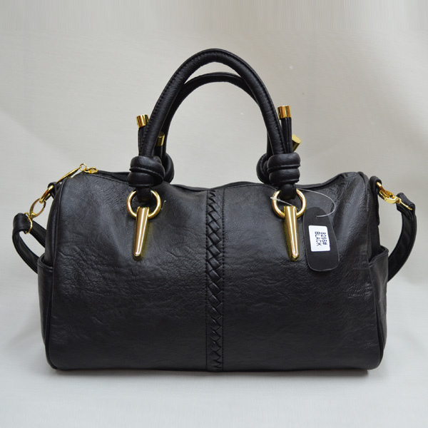 Wholesale Lady Tote Handbags T8256#BLACK