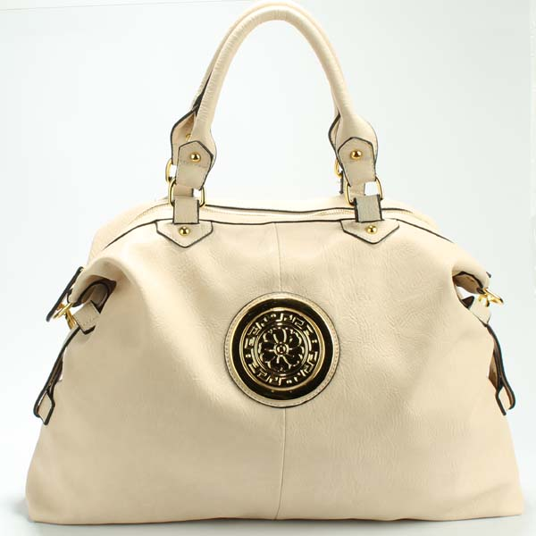 Wholesale Lady Tote Handbags T83361#BEIGE