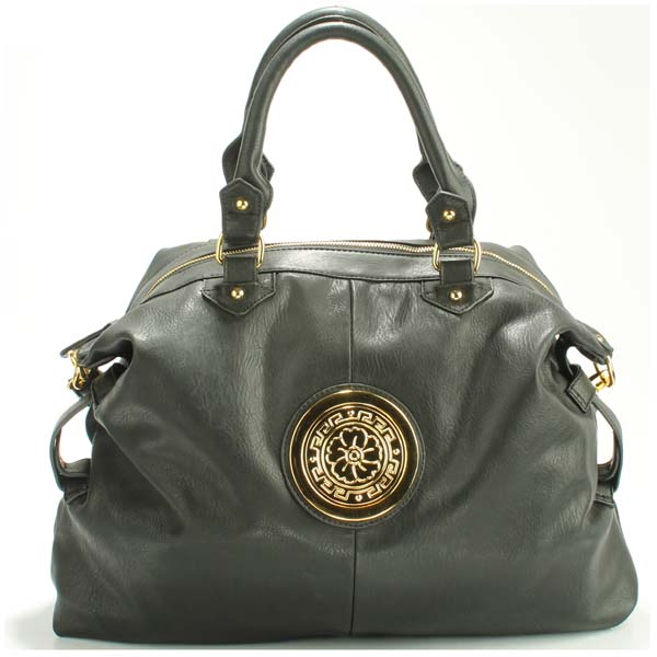 Wholesale Lady Tote Handbags T83361#BLACK