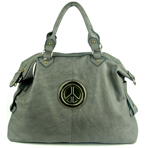Wholesale Lady Tote Handbags T83361#D.GRAY